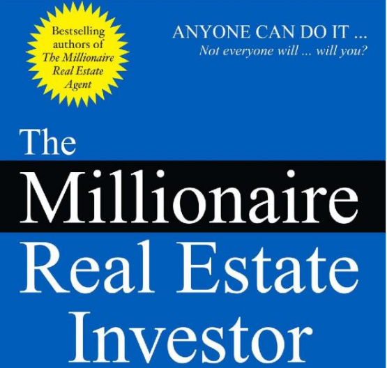 the millionaire real estate investor by gary keller