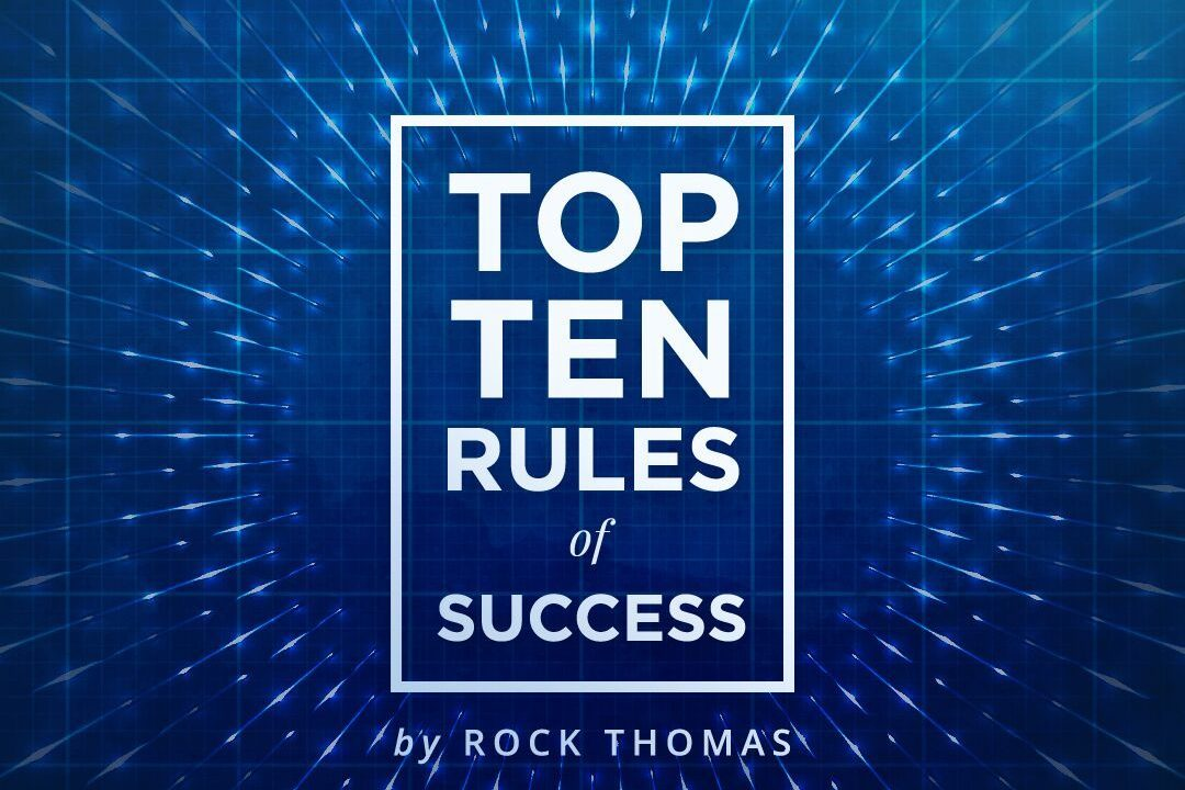 top ten rules of success